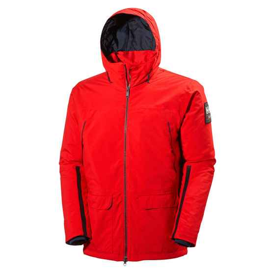 BUNDA HELLY HANSEN SHORELINE PARKA 54407 110