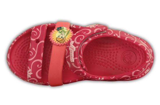 CHILDREN'S SHOES CROCS KEELEY FROZEN 202707 RASPBERRY