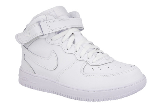 CHILDREN'S SHOES NIKE FORCE 1 MID (PS) 314196 113