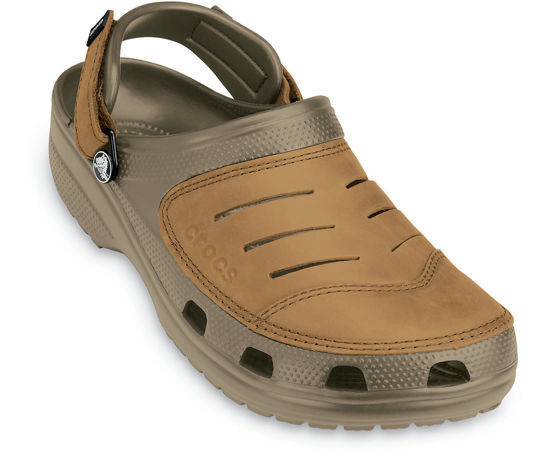 CROCS SHOES FLIP-FLOPS YUKON 10123 KHAKI