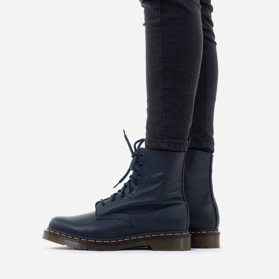 DR. MARTENS SHOES PASCAL DRESS BLUES