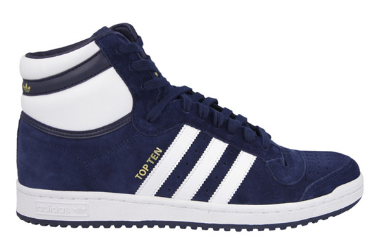 MEN'S SHOES ADIDAS ORIGINALS TOP TEN HI F37661