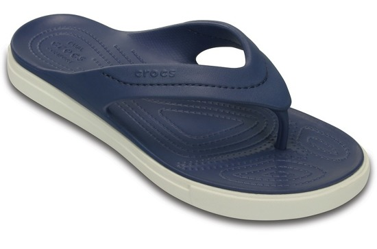 MEN'S SHOES CROCS CITILANE FLIP 202831 BIJOU BLUE