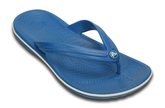 MEN'S SHOES CROCS CROCBAND FLIP 11033 ULTRAMARINE
