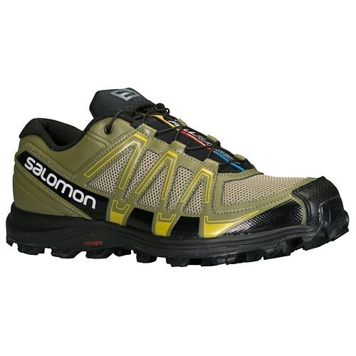 MEN'S SHOES SALOMON FELLRAISER 371951 RUNNING SHOES