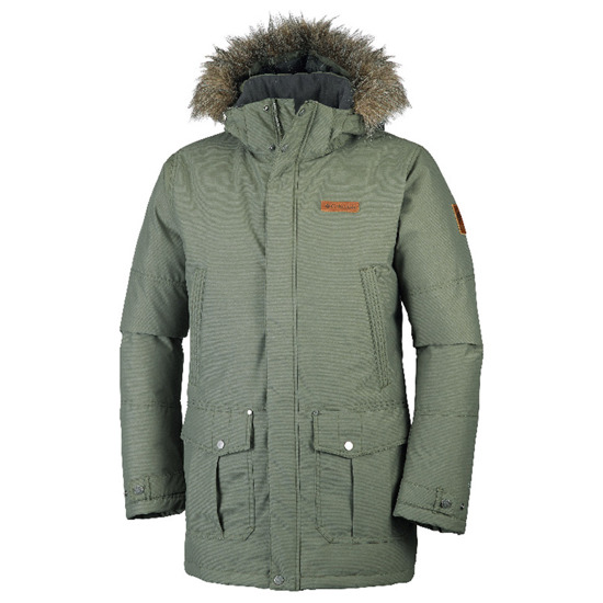 WINTER JACKET COLUMBIA TIMBERLINE WO4128 213