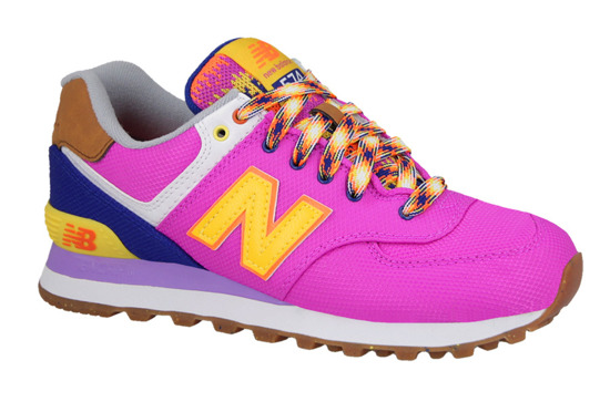 WOMEN'S SHOES NEW BALANCE EXPEDITION PACK WL574EXB
