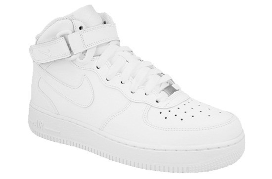 WOMEN'S SHOES  NIKE AIR FORCE 1 MID (GS) 314195 113