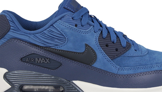 WOMEN'S SHOES NIKE AIR MAX 90 LEATHER 768887 401