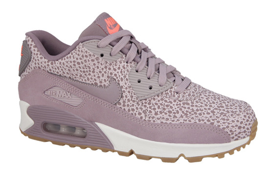 WOMEN'S SHOES  NIKE AIR MAX 90 PREMIUM PLUM 443817 500