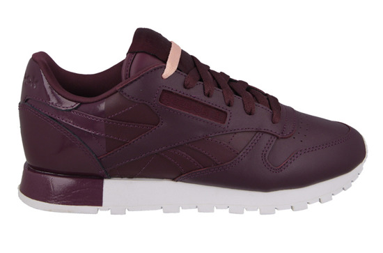 WOMEN'S SHOES REEBOK CLASSIC LEATHER MATTE SHINE AR0851