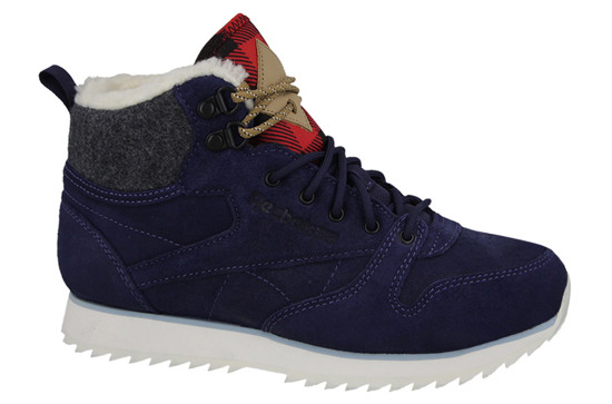 WOMEN'S SHOES REEBOK CLASSIC LEATHER MID OUTDOOR AQ9775