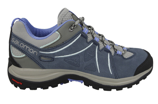WOMEN'S SHOES SALOMON ELLIPSE 2 LEATHER 379199