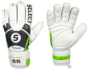 GOALKEEPER GLOVES SELECT 55 MODEL