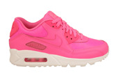 WOMEN'S SHOES NIKE AIR MAX 90 (GS) PINK POW 724852 600