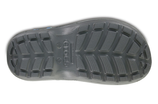 CROCS HANDLE IT 204839 SLATE GREY