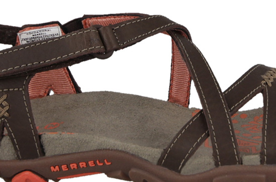 DAMEN SCHUHE MERRELL SANDSPUR ROSE LEATHER J289634C