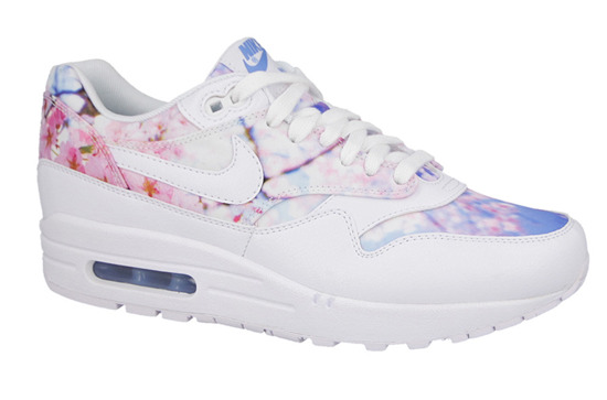 DAMEN SCHUHE NIKE AIR MAX 1 PRINT CHERRY BLOSSOM PACK 528898 102