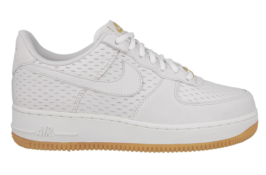 air force 1 low damskie szare