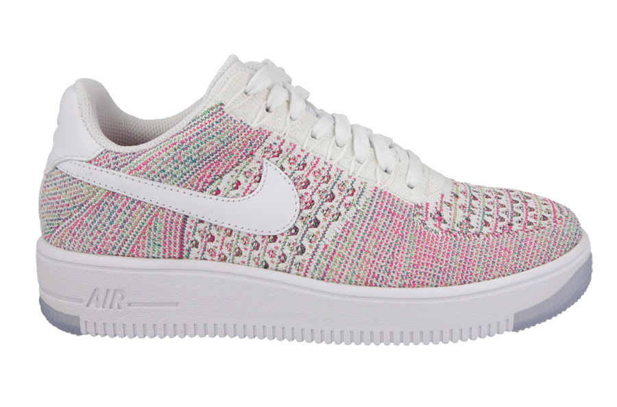 air force 1 flyknit low damskie