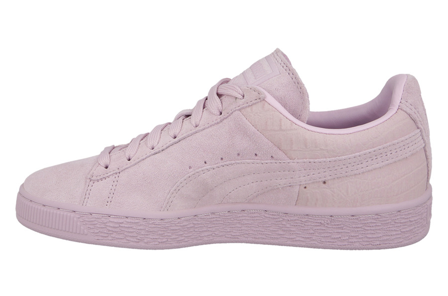 buty puma suede classic casual emboss
