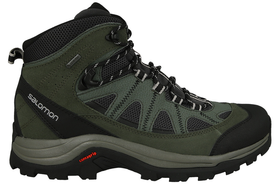 BUTY SALOMON AUTHENTIC LTR GORE TEX 390409