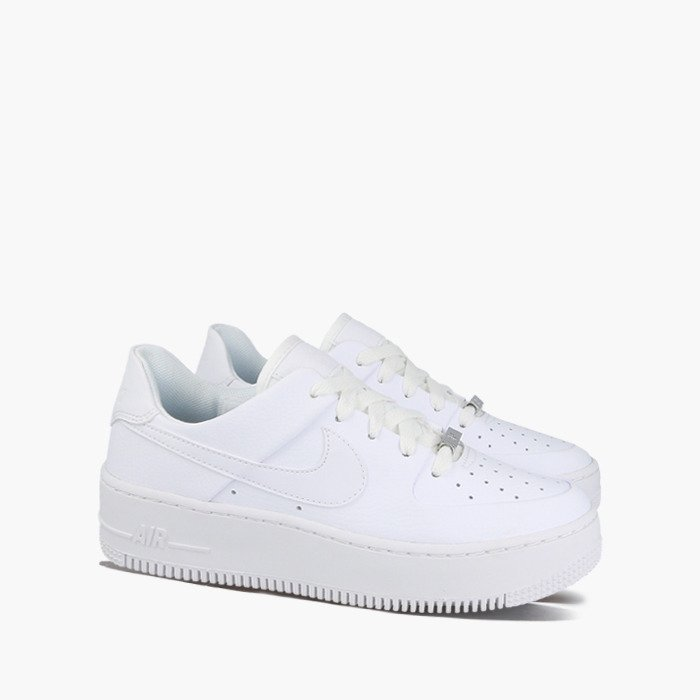 Buty Nike Air Force 1 Sage Low (AR5339 100) White | Obuwie