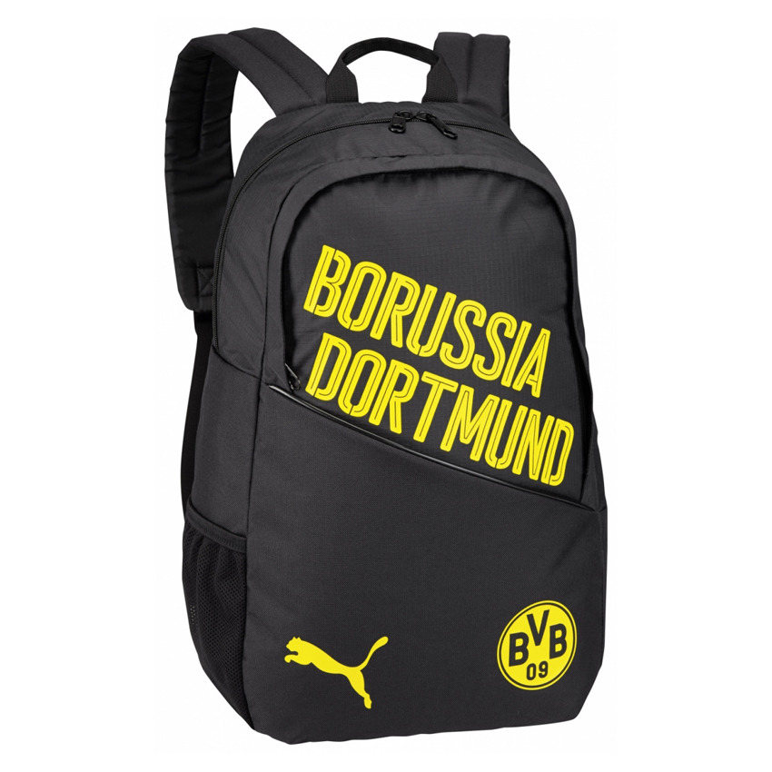 plecak puma bvb borussia dortmund 073924 01 opinie i cena w sklepie. Black Bedroom Furniture Sets. Home Design Ideas