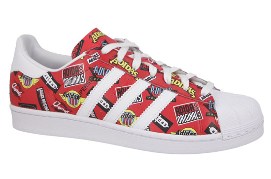 BUTY ADIDAS ORIGINALS SUPERSTAR NIGO S83388