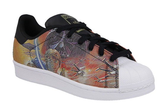 BUTY ADIDAS ORIGINALS SUPERSTAR STAR WARS B24726