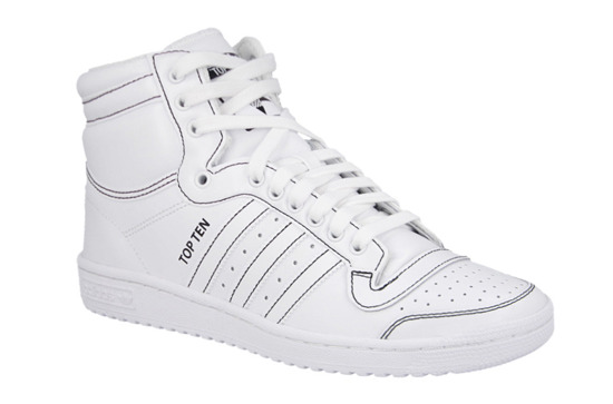 BUTY ADIDAS ORIGINALS TOP TEN HI F37588