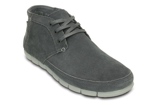 BUTY CROCS STRETCH SOLE CHARCOAL 201195