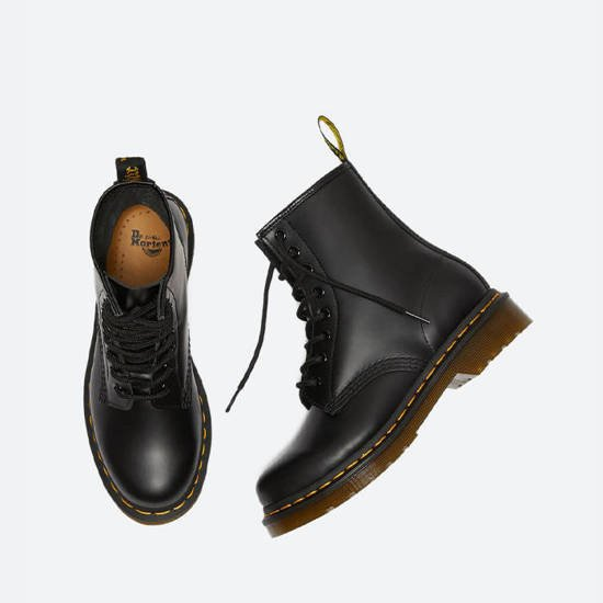 BUTY DR.MARTENS GLANY 1460 BLACK SMOOTH 10072004
