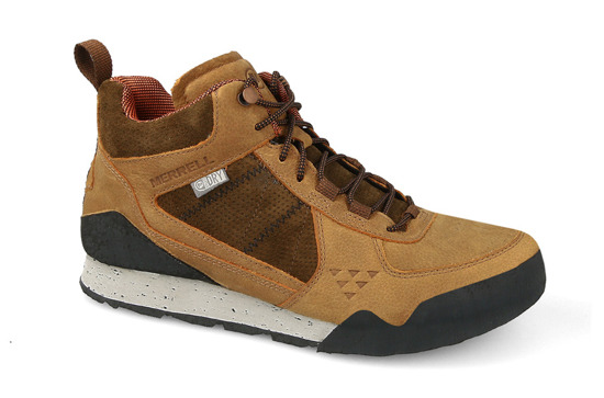 BUTY MERRELL BURNT ROCK MID J91745
