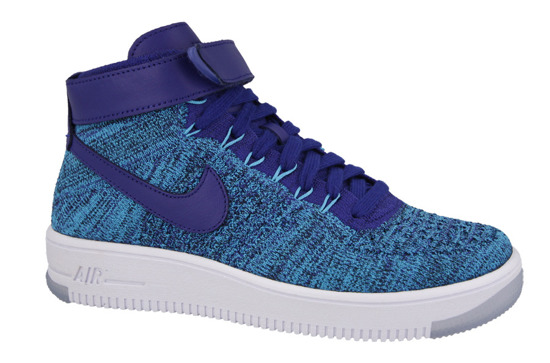 BUTY NIKE AIR FORCE 1 FLYKNIT 818018 400