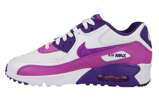 BUTY NIKE AIR MAX 90 MESH (GS) 833340 105