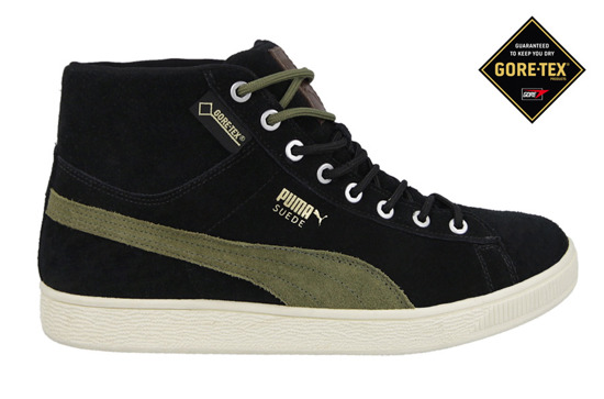 BUTY PUMA SUEDE CLASSIC+ MID GORE-TEX 357043 02