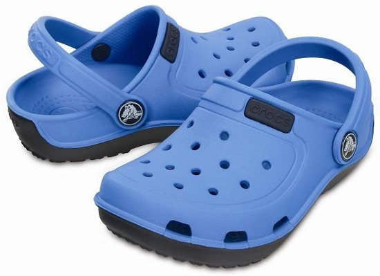 CROCS DUET WAVE KIDS OCEAN 200367-40%