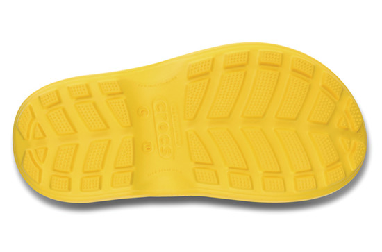 KALOSZE CROCS HANDLE RAIN BOOT 12803 YELLOW