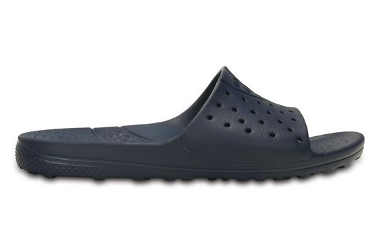 KLAPKI CROCS CHAWAII SLIDE 202222 NAVY