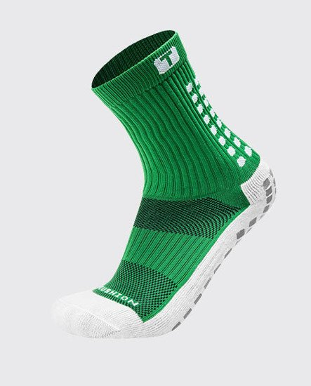 SKARPETY PIŁKARSKIE TRUSOX MID CUSHION GREEN