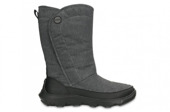 Buty Kozaki Crocs Boot 15763 black