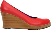 Czółenka CROCS CLOSED TOE D Red 14700